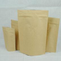 夾鏈站立袋-含單向排氣閥