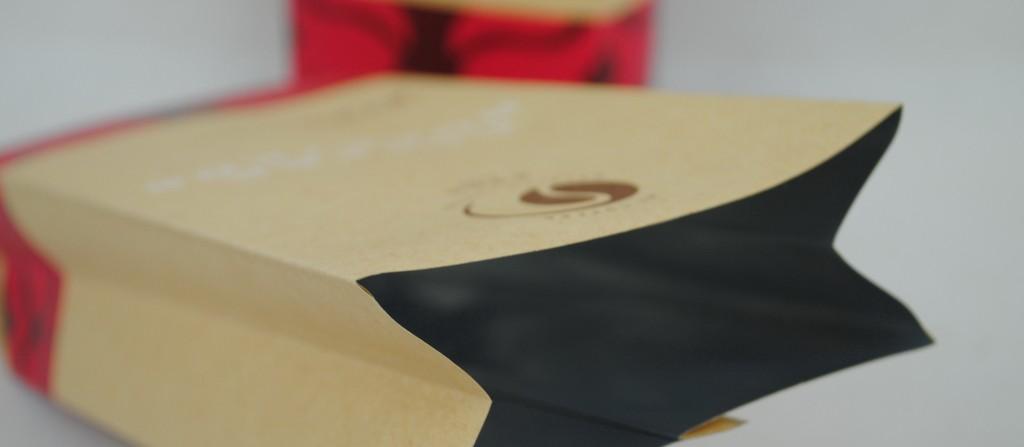 牛皮紙咖啡茶葉合掌包裝袋印刷-套色印刷5
