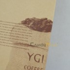 牛皮紙咖啡茶葉合掌包裝袋印刷-漸層印刷4