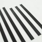 自黏密封壓條封口壓條金箍棒封口棒黑色2