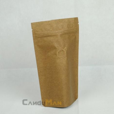 金咖啡色公版夾鏈站立袋-1kg一磅454g半磅227g四分之一磅 120克4oz8oz16ozdeepgoldbrowncoffeezipperbag
