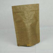 金咖啡色公版夾鏈站立袋-1kg一磅454g半磅227g四分之一磅 120克4oz8oz16ozdeepgoldbrowncoffeezipperbag1