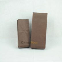 深咖啡色公版合掌夾邊袋-1kg一磅454g半磅227g四分之一磅 120克50克50g4oz8oz16ozdeepbrowncoffeebagwithvalvecenter seal bag57