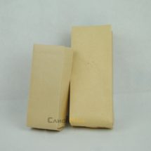 牛皮紙公版合掌夾邊袋-1kg一磅454g半磅227g四分之一磅 120克50克50g4oz8oz16ozkraftcoffeebagwithvalvecenter seal bag