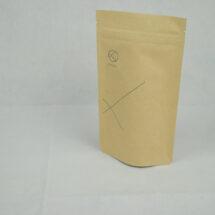 牛皮紙夾鏈袋印刷、小量客製化、單色印刷3