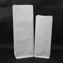 牛皮紙 白牛皮紙平底袋 半磅 227課227g無夾鏈一磅500g 500克