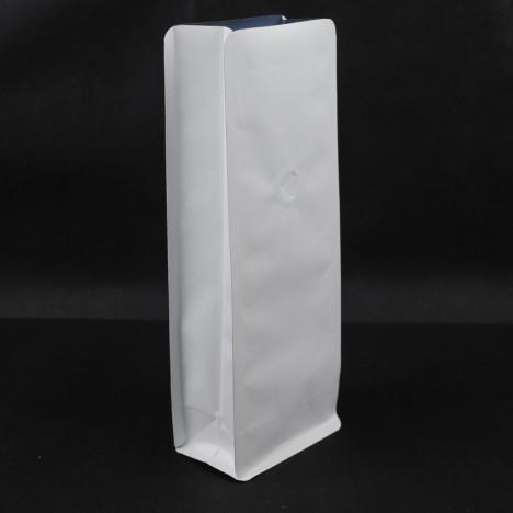 牛皮紙 白牛皮紙平底袋 半磅 227課227g無夾鏈一磅500g 500克04