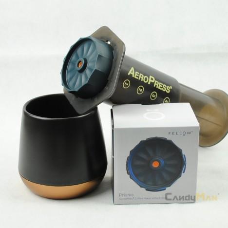 愛樂壓 espresso fellow prismo 義式咖啡 配件 creama