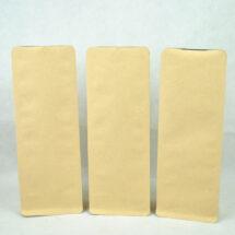 網路_牛皮紙平底袋 咖啡豆包裝袋 食品包裝袋 茶葉袋