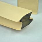 網路_牛皮紙平底袋 咖啡豆包裝袋 食品包裝袋 茶葉袋04
